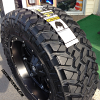 20x10 Fuel Hostage Black - 35x12.50r20 Nitto Trail Grappler