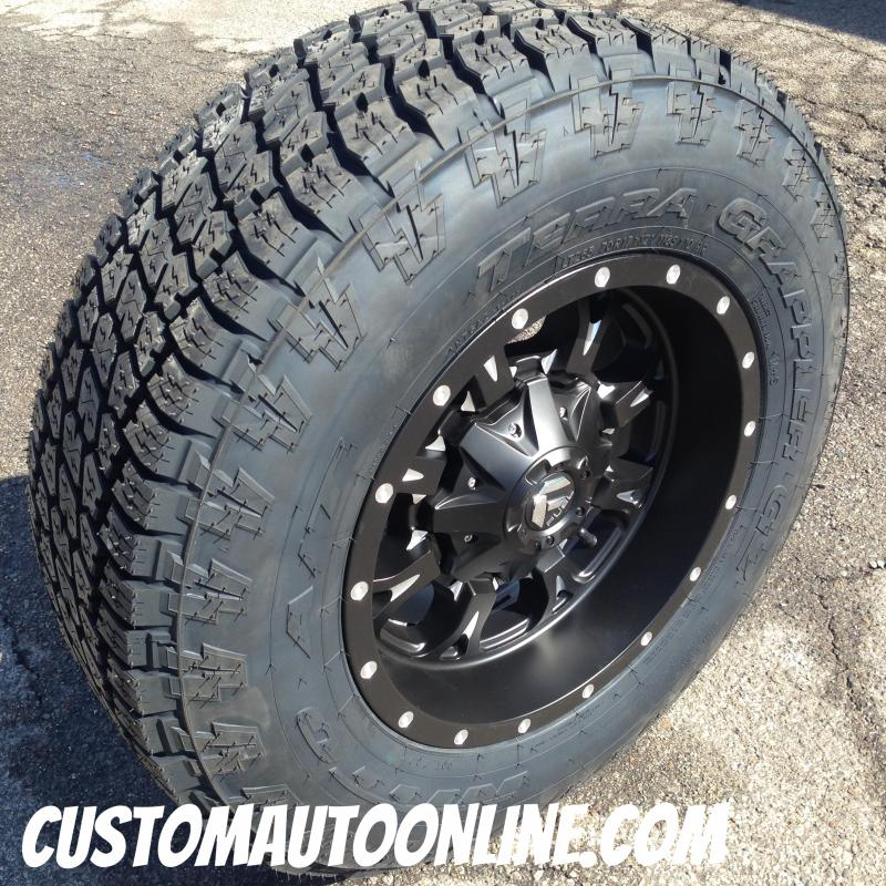 Used nitto terra grappler 255 60r18 tires 2 used nitto terra grappler