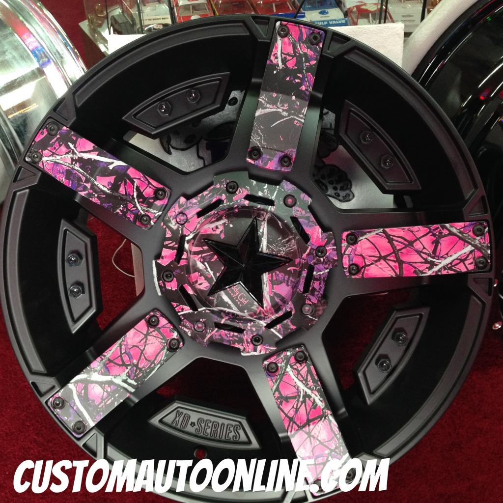 XD Rockstar 2 811 Black and Camo by KMC - Only the best ...