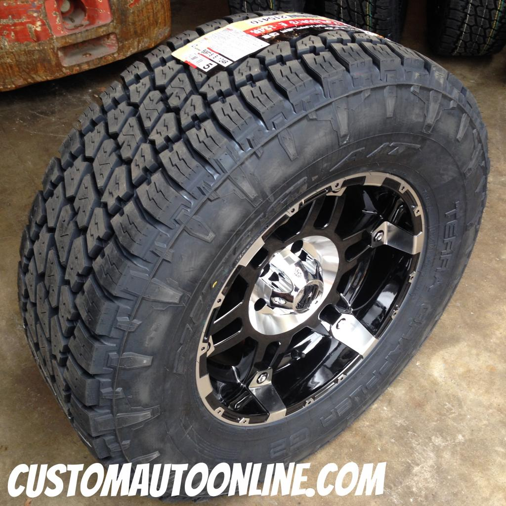 Nitto terra grappler g2 all terrain tire pictures to pin on pinterest
