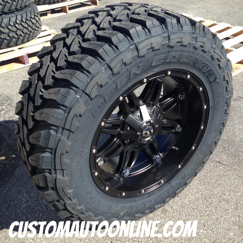 Fuel Tires 35x12 50x20 Autos Post