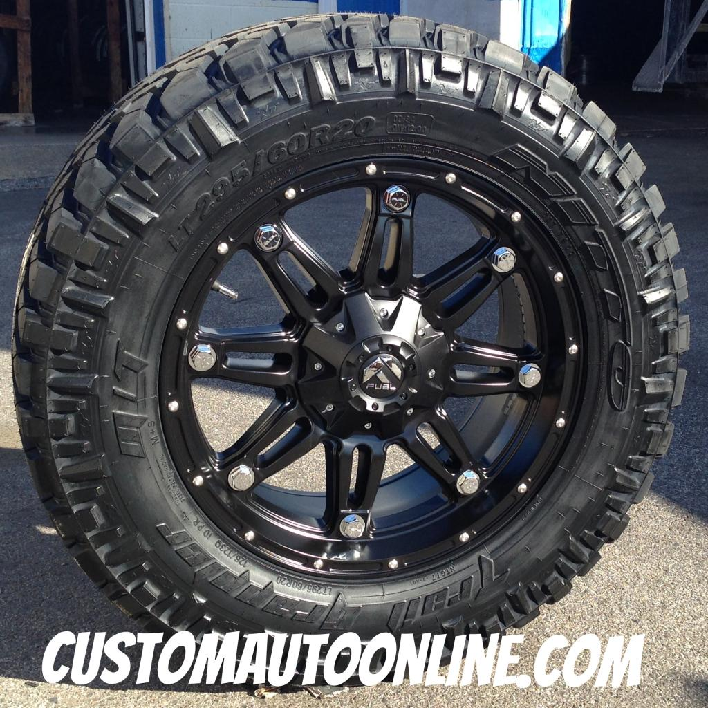 Off Road Rims And Tires Package >> Wheel And Tire Nitto Wheel And Tire Packages