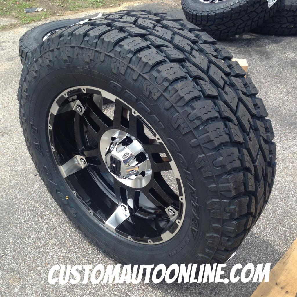 Toyo open country at2 car tuning