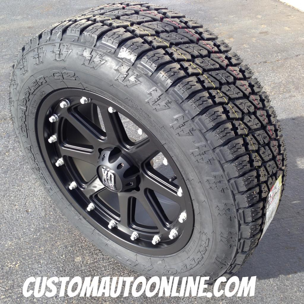 2014 toyota tundra on 295 nitto trail grapplers autos post