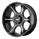 Moto Metal MO965 - Black