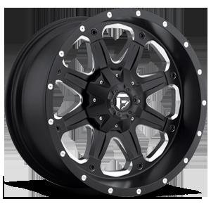 Fuel Boost D534 - Black