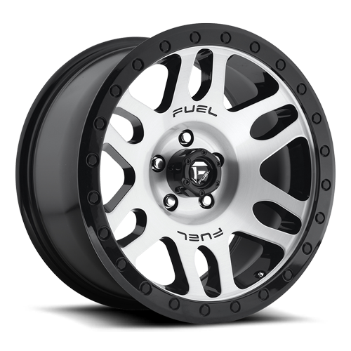 Fuel Recoil D585 - Gloss Black and Brushed