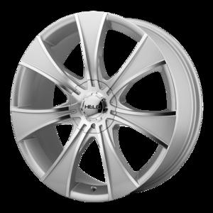 Helo Wheels HE874 - Silver