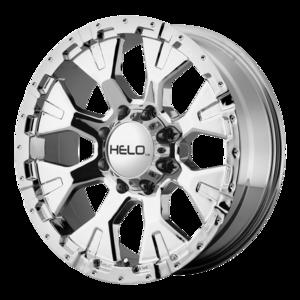 Helo Wheels HE878 - Chrome