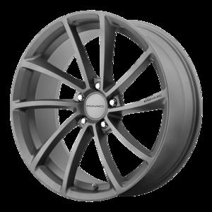 KMC Wheels KM691 Spin - Gun Metal