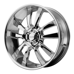 KMC Wheels KM673 Skitch - Chrome