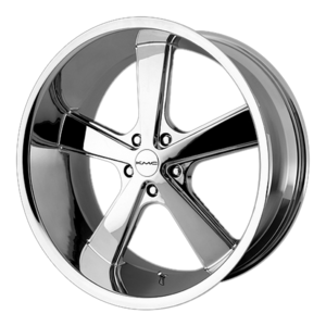 KMC Wheels KM701 Nova - Chrome