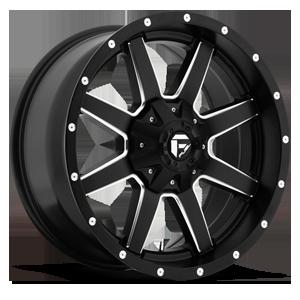 Fuel Maverick D538 - Black