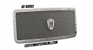 XD Series Grille - 11-12 Ford Superduty Stainless - 6715460