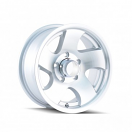 Ion Alloy Trailer Wheel Style 10 - Machined