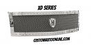 XD Series Grille - 07-13 Silverado 1500 Stainless - 6711110