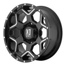 XD Series XD812 Crux - Black