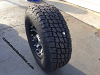 17x9 XD Addict 798 - 285/70r17 Nitto Terra Grappler