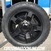 20x9 XD Rockstar 2 811 Black wheel - LT285/55r20 Nitto Terra Grappler G2