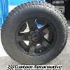 18x9 XD Rockstar II XD811 RS2 wheel with LT275/70r18 Toyo Open Country AT2 tires