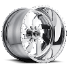 Fuel Forged FF03 Polished wheel