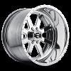 Fuel Forged Polished Wheel