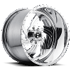 Fuel Forged FF10 polished wheel