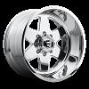 Fuel Forged FF17 polished wheels