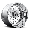 Fuel Forged FF19 Polished wheel