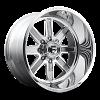 Fuel Forged FF20 Polished wheels