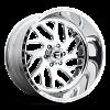Fuel Forged FF29 polished wheel