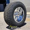 18x10 Moto Metal 962 chrome wheel - LT305/65r18 Nitto Terra Grappler G2 tire