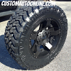 20x9 XD Rockstar II RS 2 811 Black - 35x12.50r20 Nitto Trail Grappler