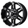 KMC XD Series 797 Black