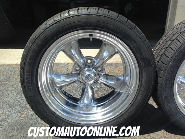 Custom Automotive Packages Street Packages 17x7 And 17x8