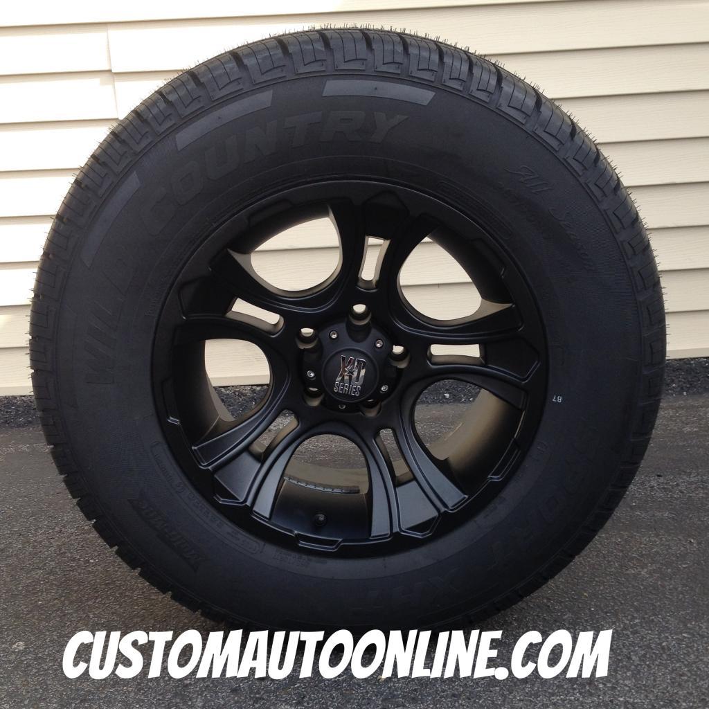 Custom Automotive Packages Off Road Packages 17x9 Xd Crank