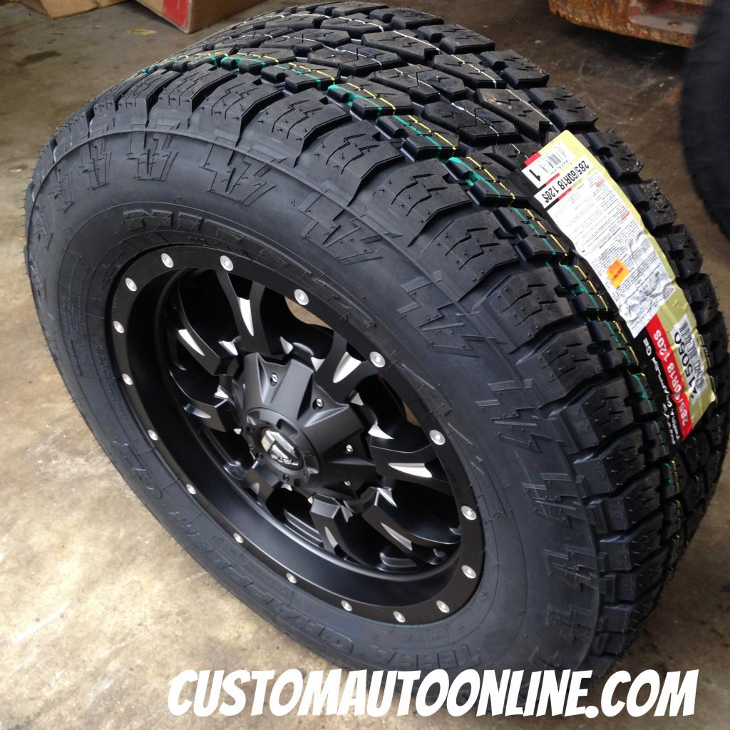 Rim And Tire Packages >> Custom Automotive