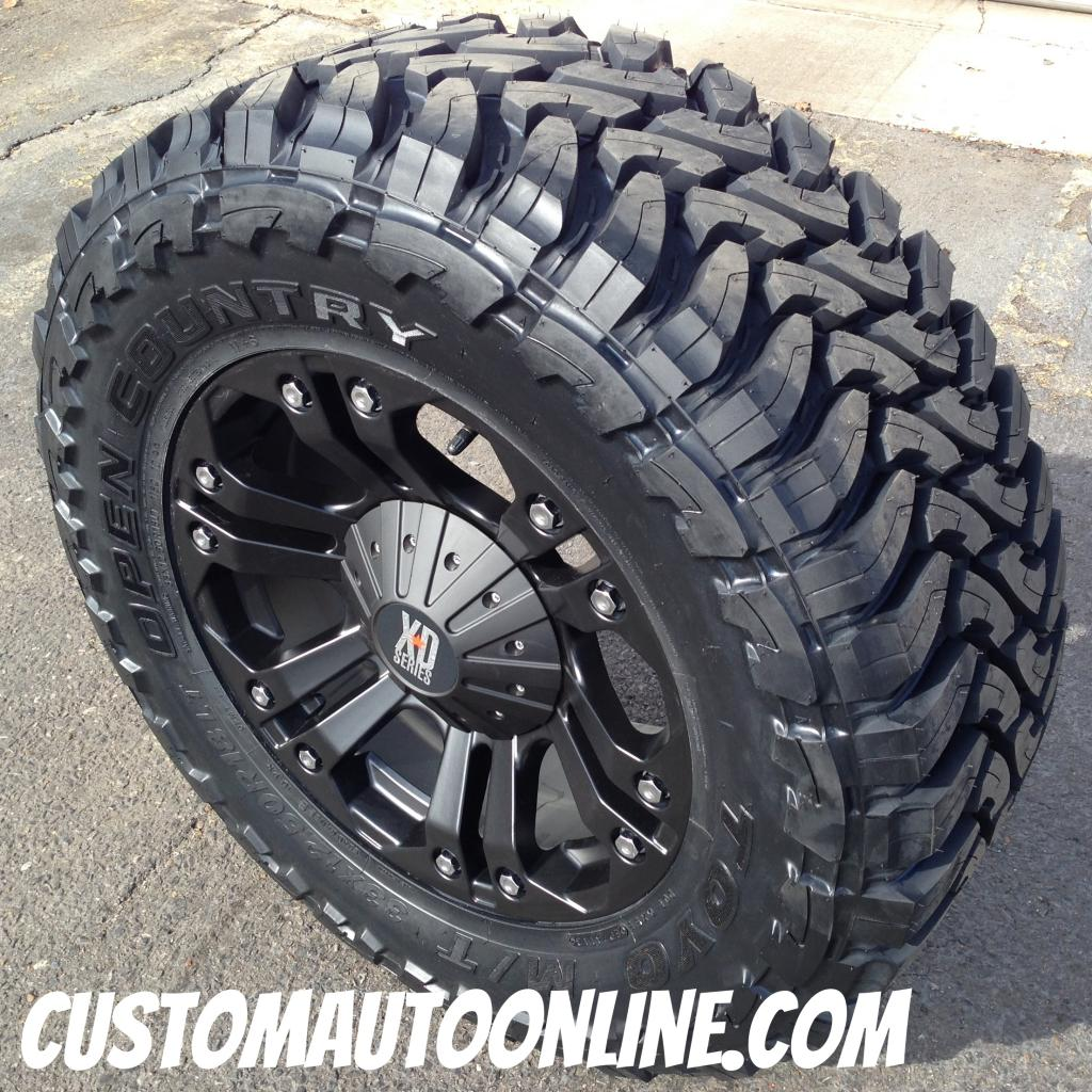 Custom Automotive Packages Off Road Packages 18x9 Xd Series
