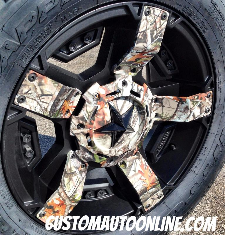 Custom Automotive Packages Off Road Packages 18x9 Kmc Xd