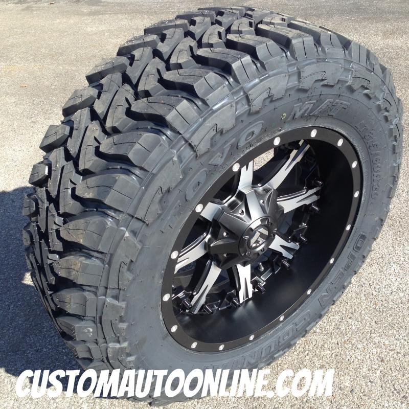 Guaranteed Lowest Price On Fuel Offroad Wheel And Toyo