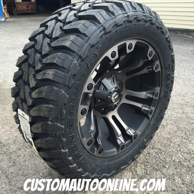 F150 Chrome Rims >> Custom Automotive