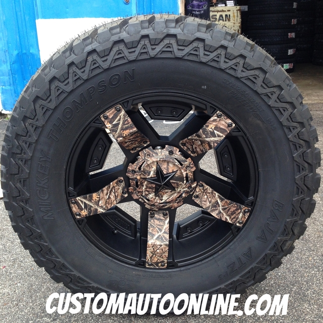 Custom Automotive Packages Off Road Packages 20x9 Xd