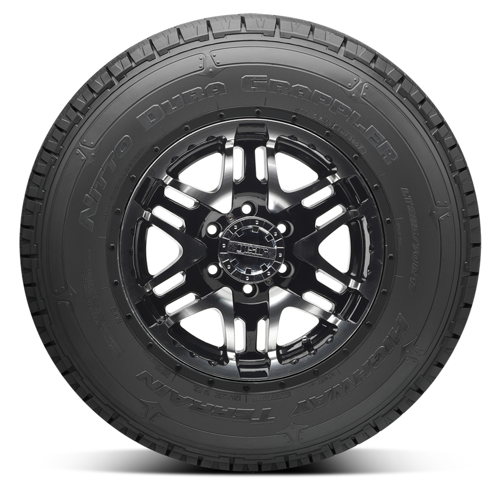 How To Read Tire Size >> Nitto Dura Grappler - Only the best prices and service!