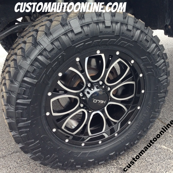 Jeep Wrangler Rims And Tire Packages >> Custom Automotive