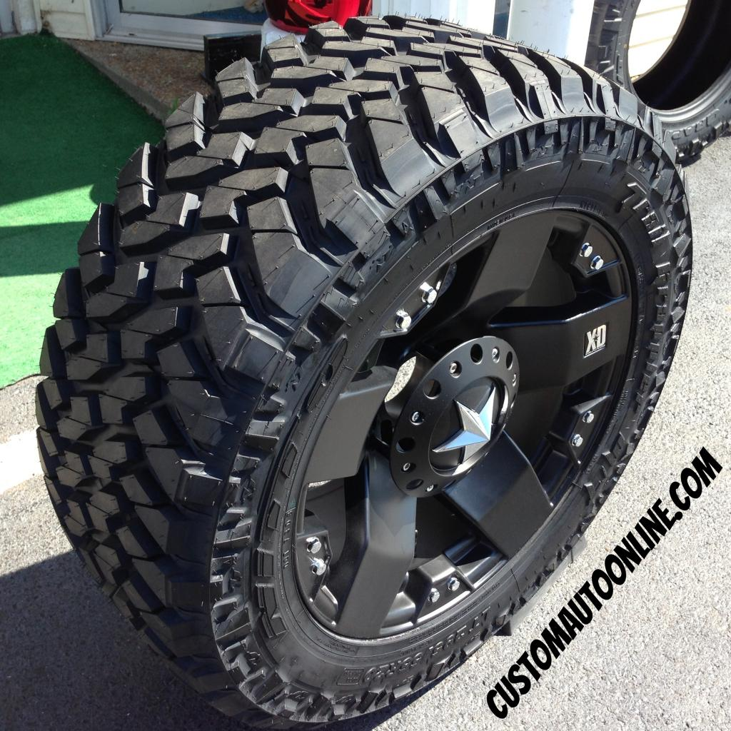 Nitto Tires line For Sale