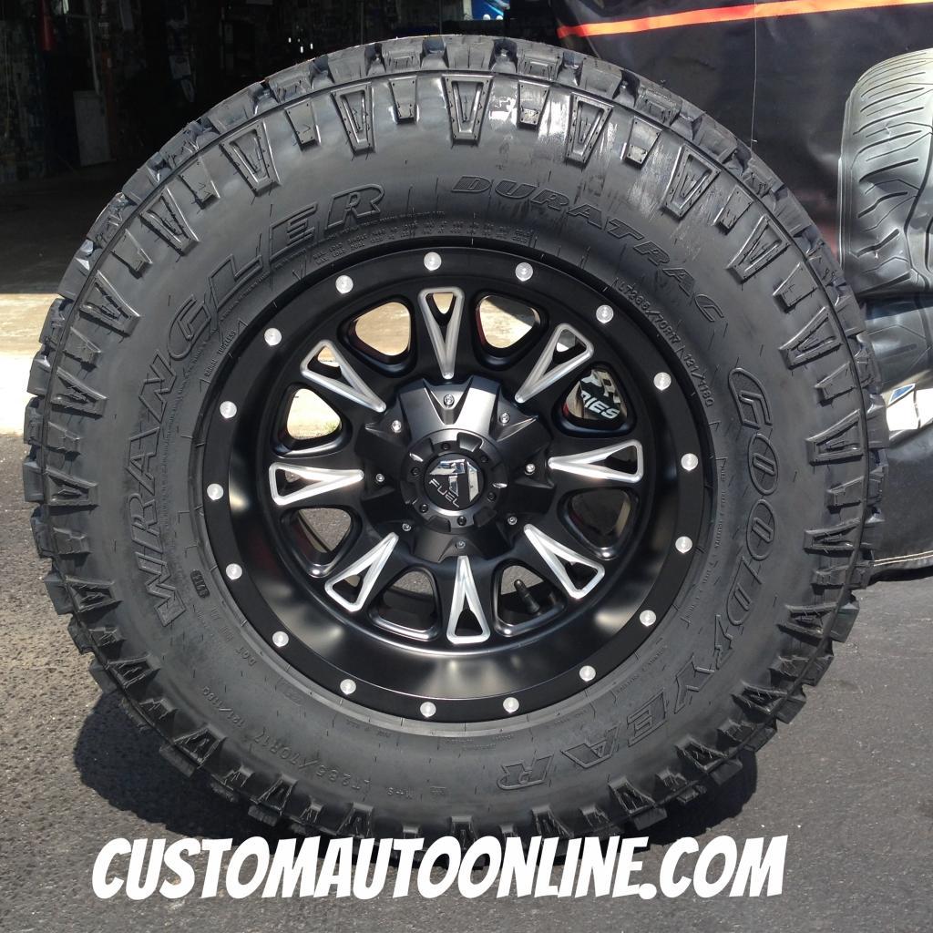 35 12 5 R17 >> Custom Automotive