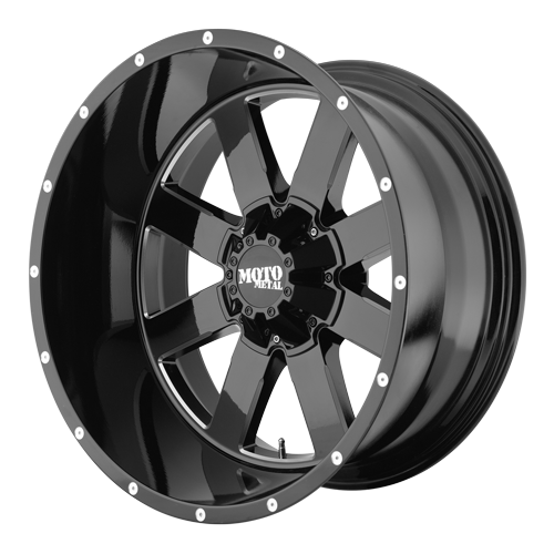 Moto Metal MO962 - Black