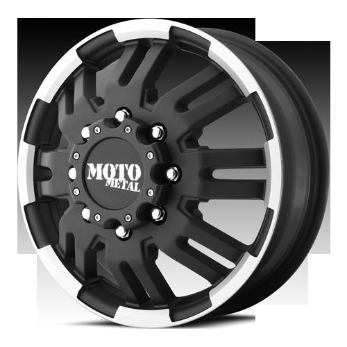 Moto Metal MO963 Dually - Black
