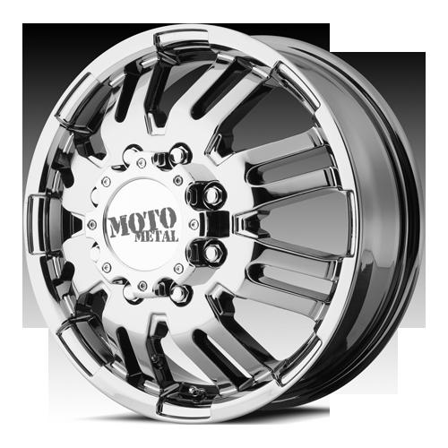 Moto Metal MO963 Dually - Chrome