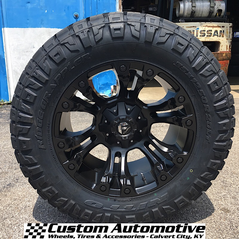 285 50r20 Tires >> Custom Automotive